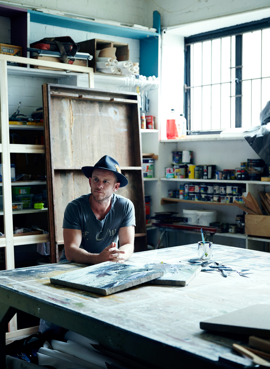 Aaron Kinnane | Artist