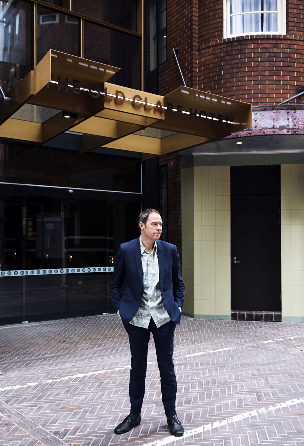 Tim Greer, Architect - The Old Clare Hotel  | Belle Magazine