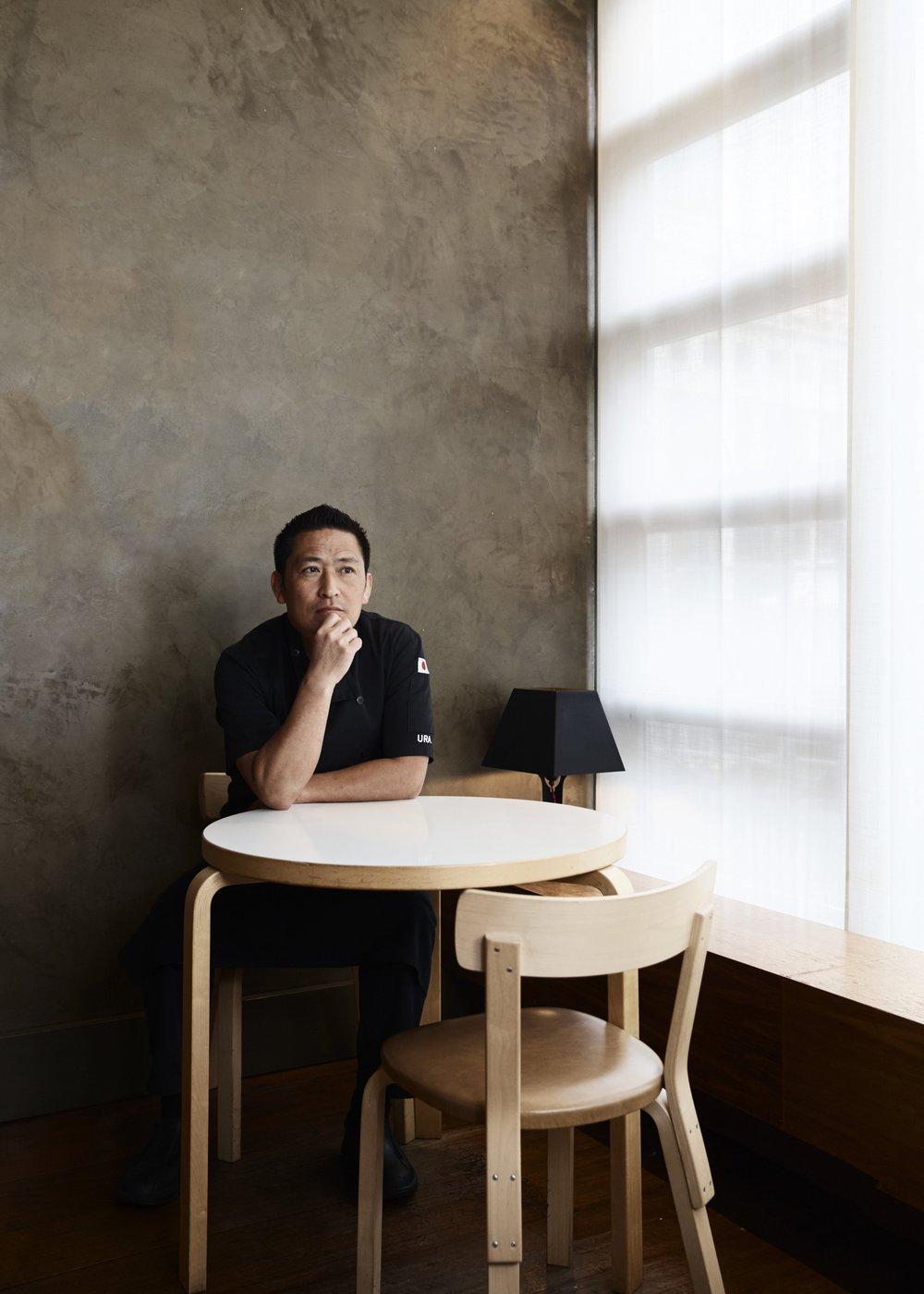 Nobuyuki Ura | Merivale