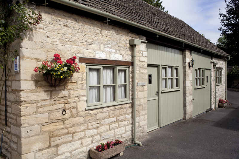 The Tallet Cottage In Bibury Gloucestershire
