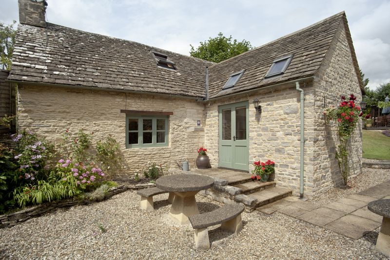 The Bakehouse Cottage In Bibury Gloucestershire
