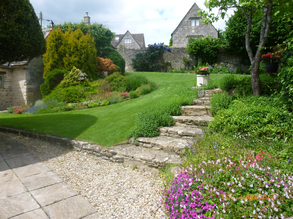 Bibury Holiday Cottages Self Catering Gloucestershire 2 Bedroom Picturesque Garden