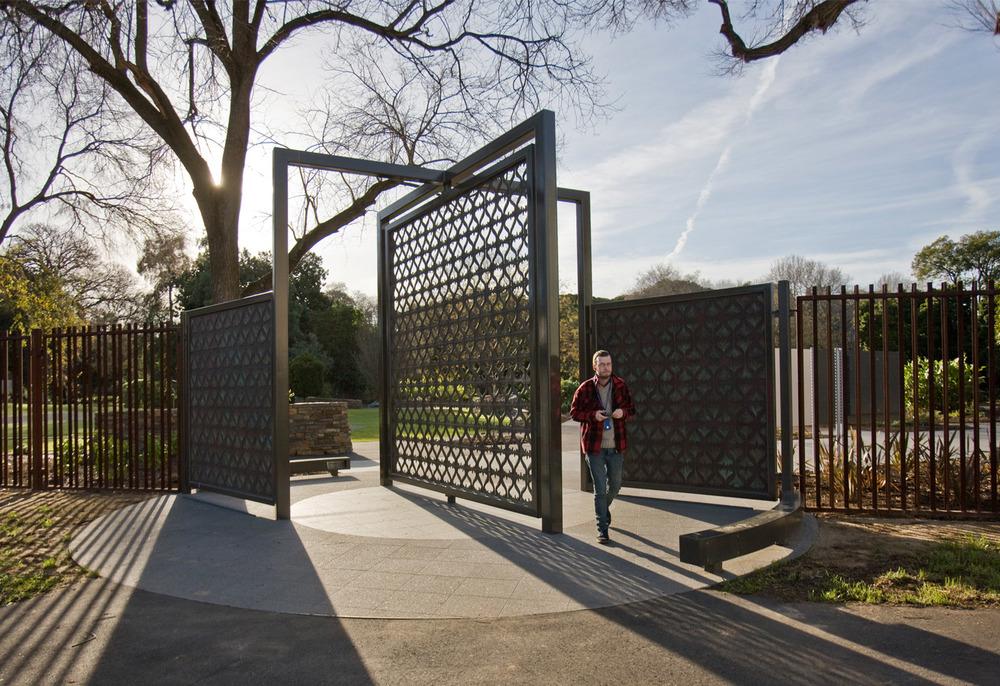 Ginkgo Gate
