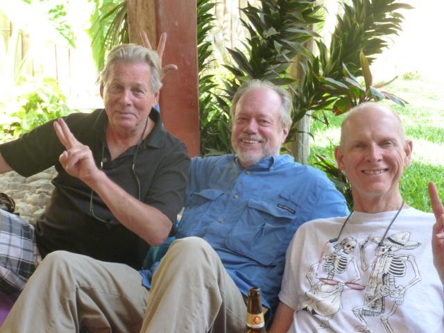 Lynn, Bill, Ivan