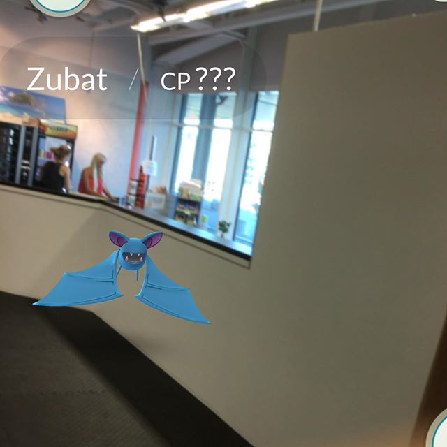 Pokémons are at the gym! #izenzei #pokemon #pokemongo #vuosaari #helsinki