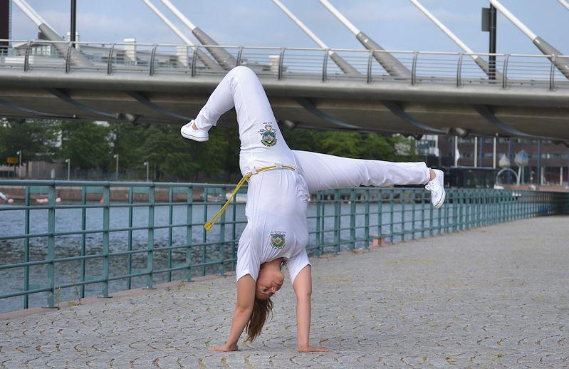 capoeira helsinki vuosaari itä-helsinki tanssi kamppailulajit