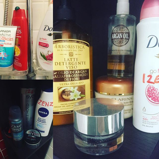 IZENZEI offers for your comfort a great variety of cosmetic products during your stay at our wellness and martial arts centre in Vuosaari, Helsinki @izenzei #izenzei #helsinki #vuosaari #kamppailulajit #kuntoilu #jooga #hyvinvointi