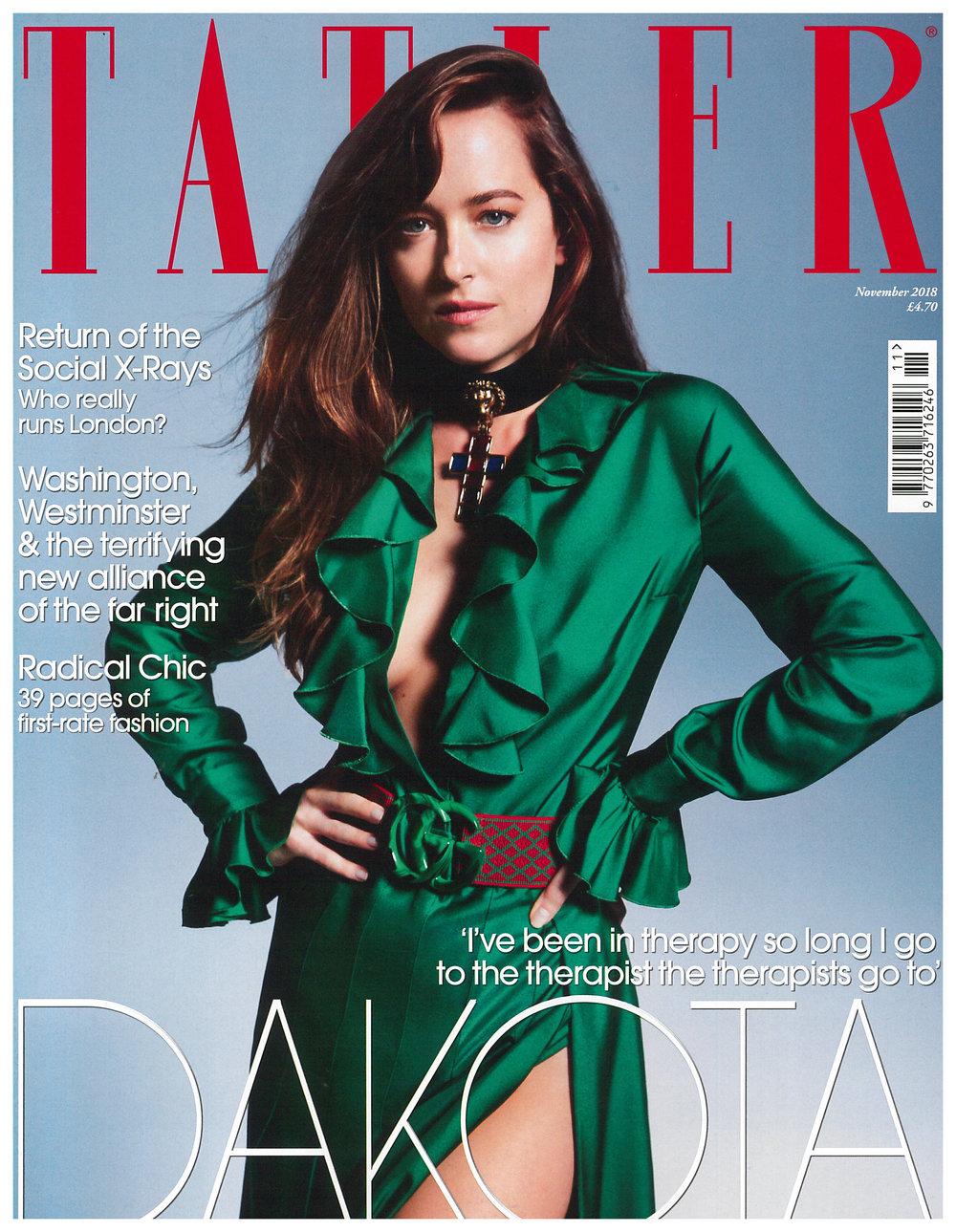 TATLER Magazine, November 2018