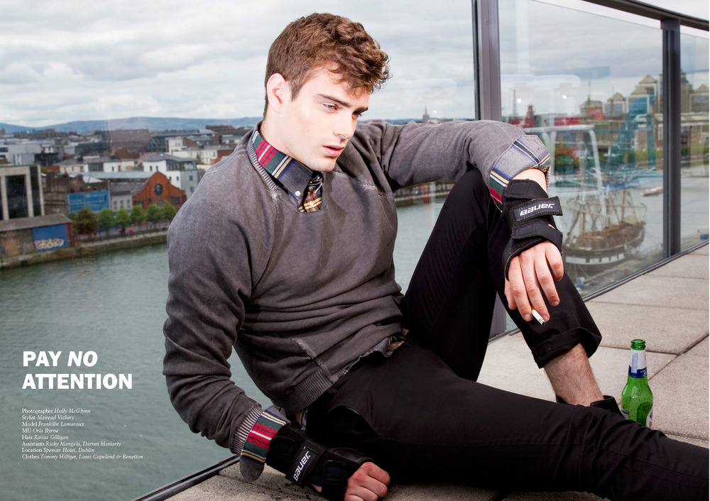 MFI MAGAZINE - COVER SHOOT - AUGUST 2014