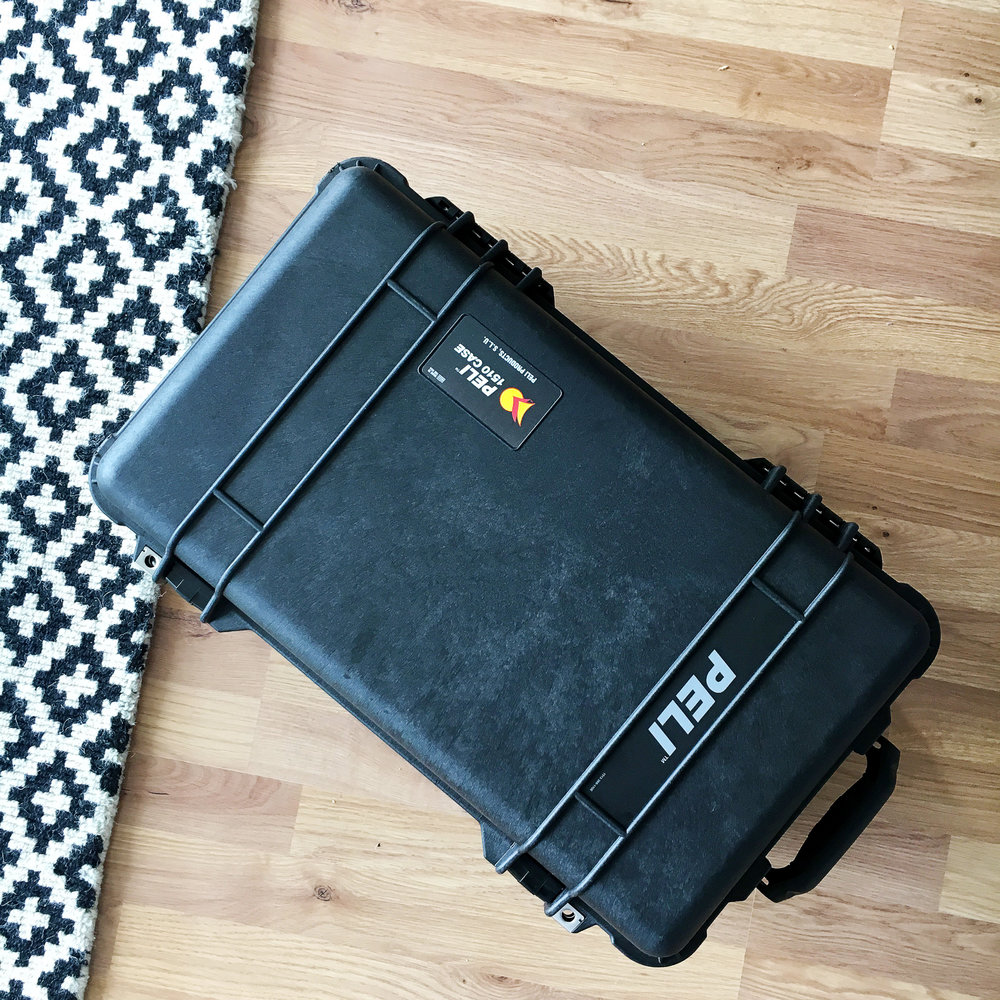 Peli 1510 Protector Case