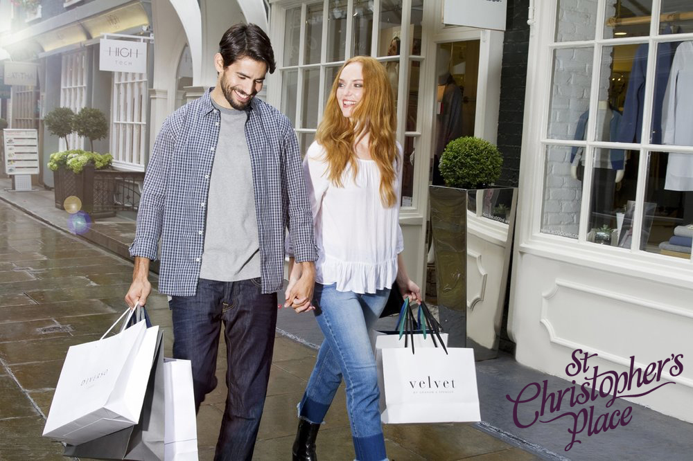 ST. CHRISTOPHER'S PLACE CAMPAIGN
