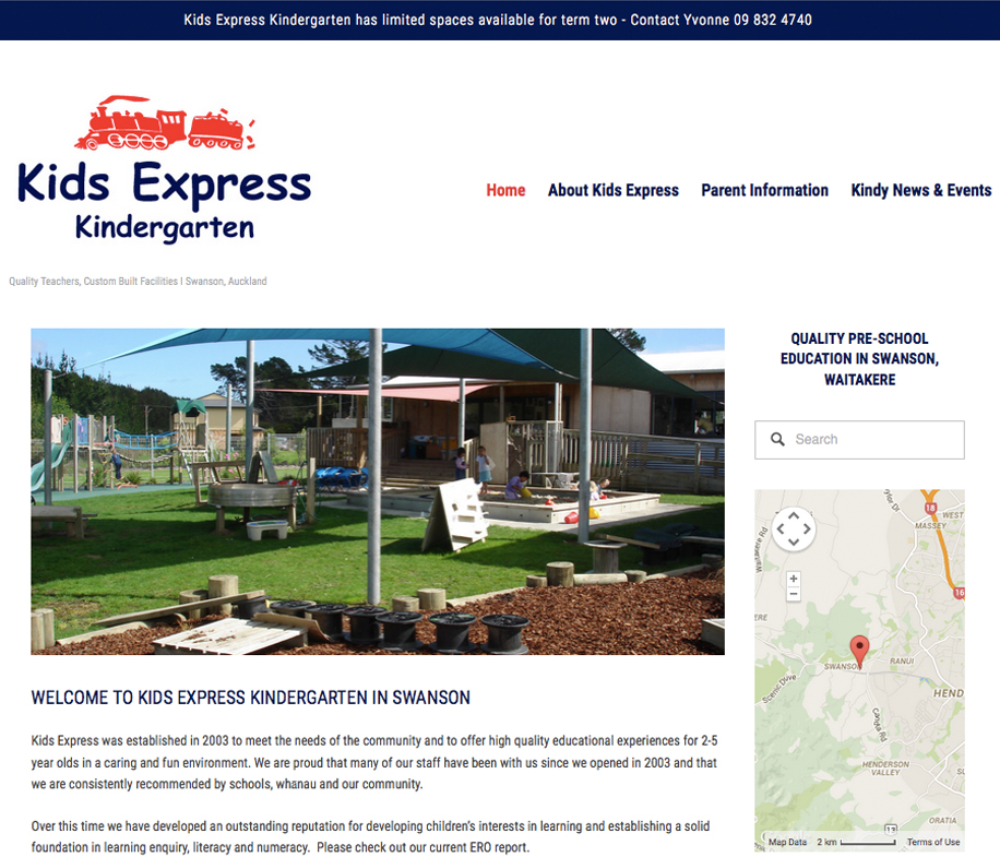 Kids Express Kindergarten  I Auckland, New Zealand