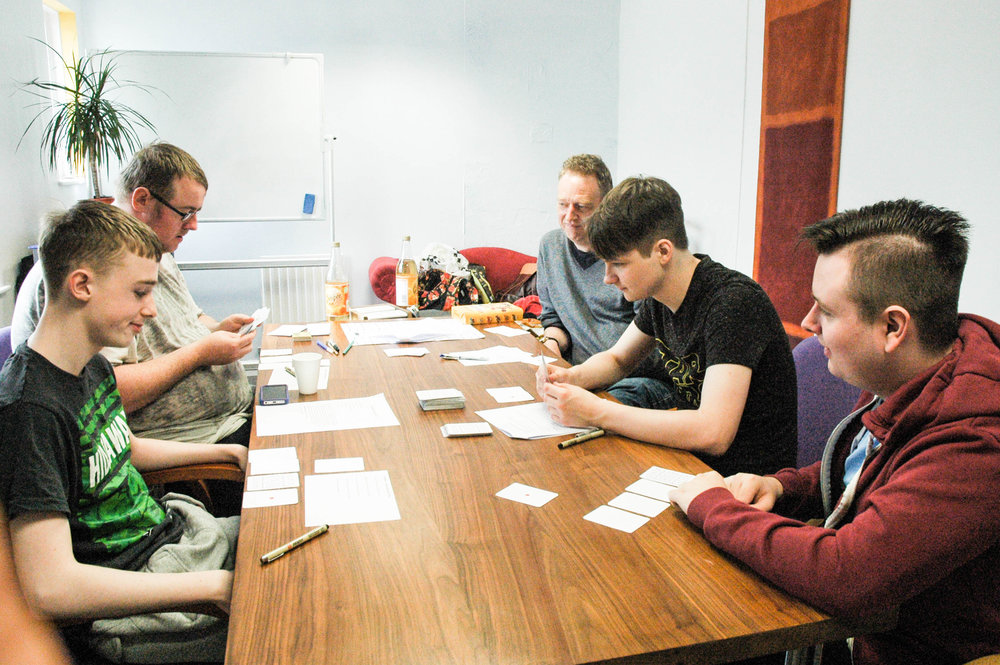The Newcastle Games Test at Synergy Studios! Heading there again on August 10th