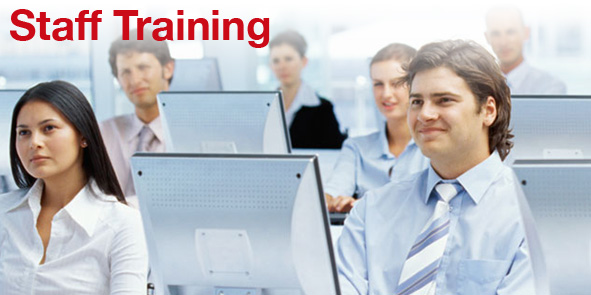 Staff Training Equipment Rent HIre