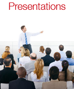 Presentations Rent Hire