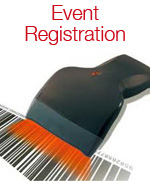 E  vent Registration Software Event Trakkers Barcode Scanners Kiosks
