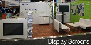 LED, LCD & Plasma Display Screens