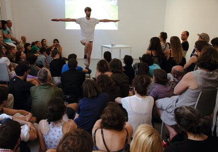 Ian White, 'Democracy', performance at DAAD Berlin, 2010