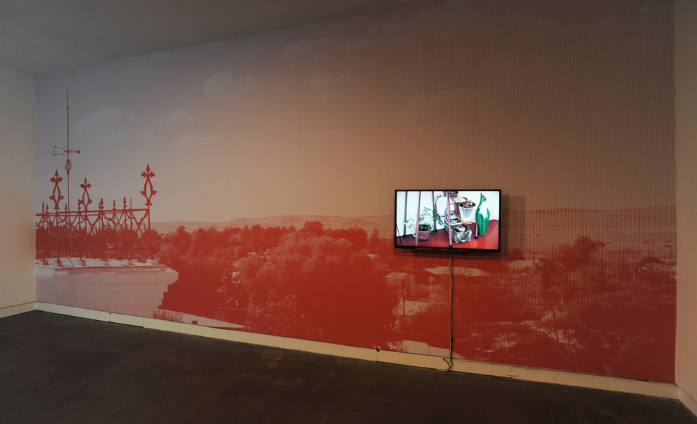 Installation at CCA Glasgow. Photograph: Alan Dimmick