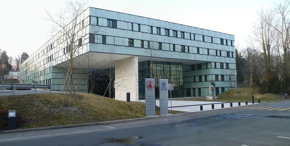 UNAIDS HQ Geneva