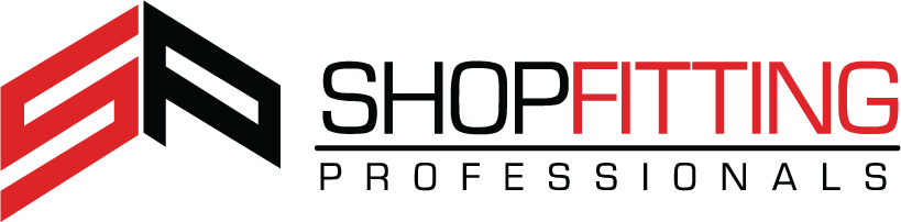 Shopfitting Professionals Logo, Hervey Bay Shopfitters