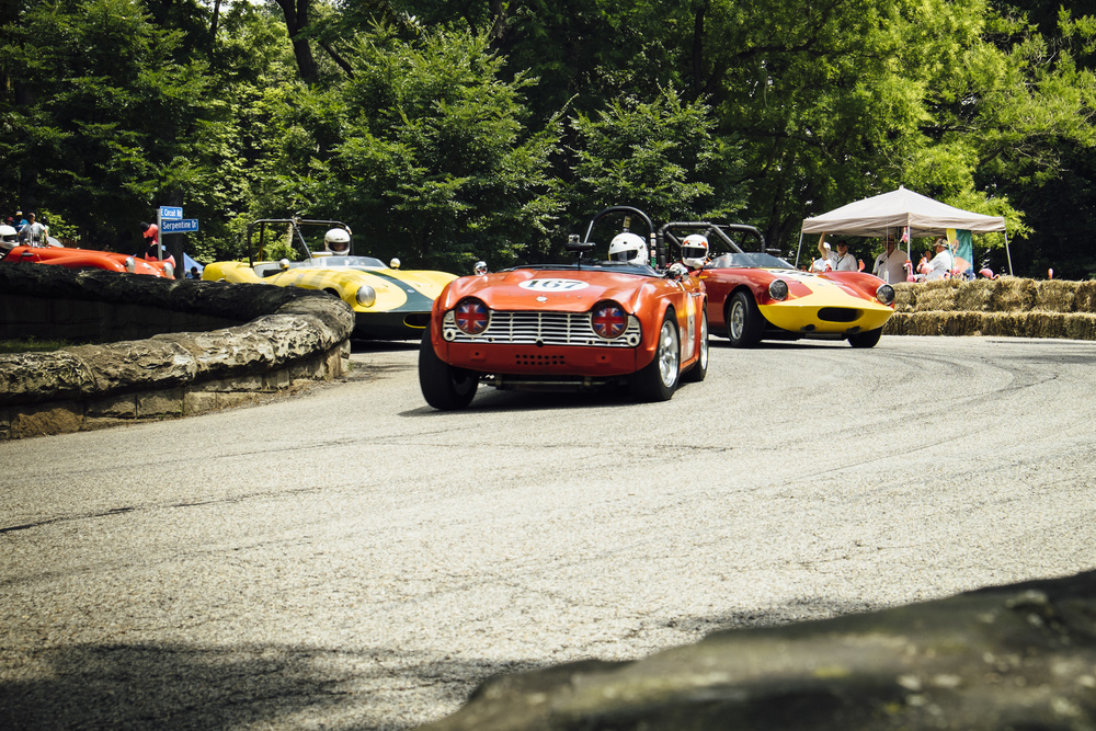 Vintage race cars by Seattle based photographer Dylan Priest.