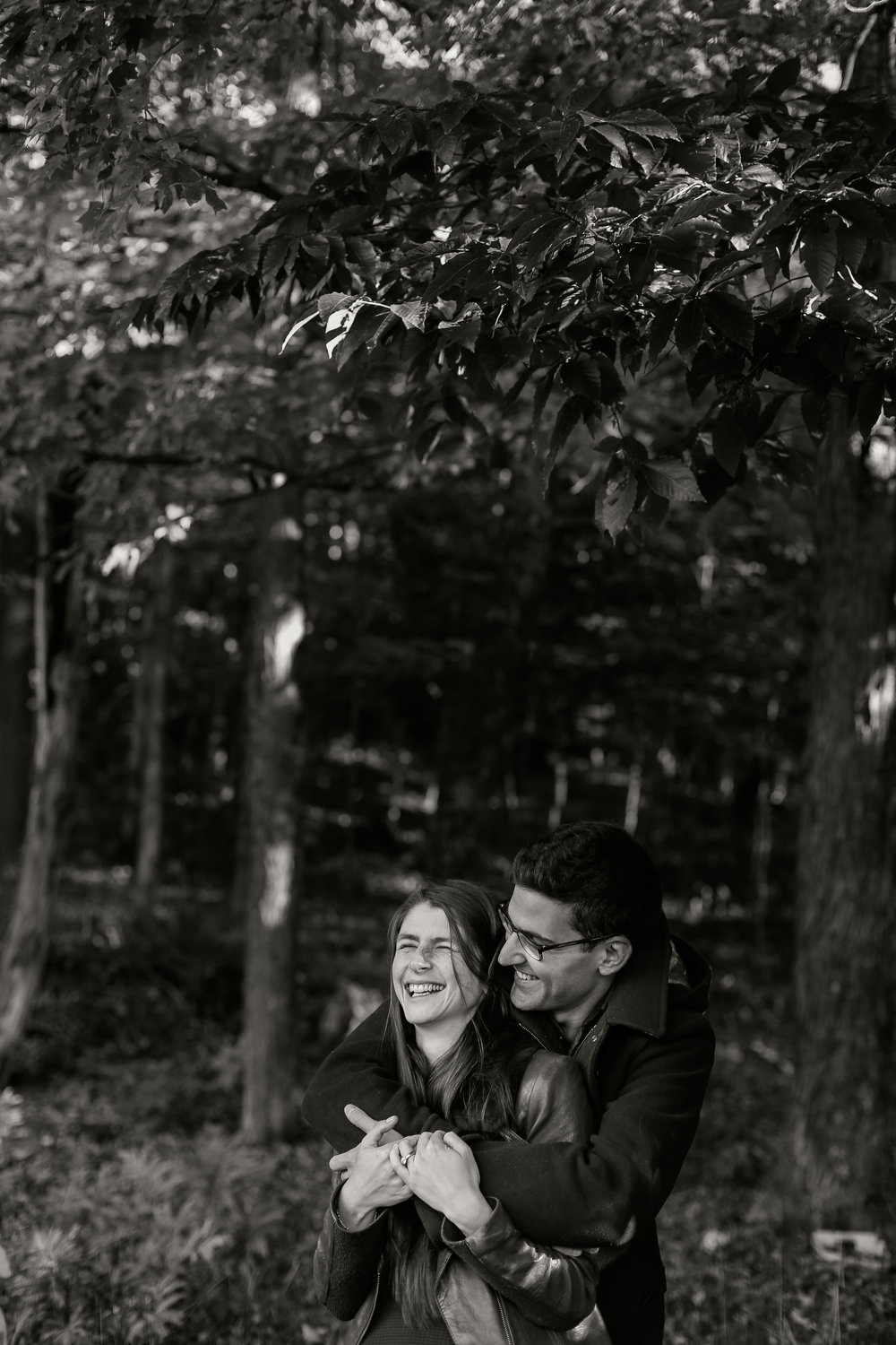Sydney and Ben's session in Strafford, Vermont