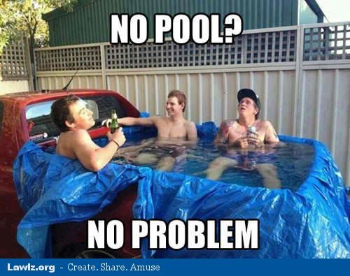 no-pool-no-problem-creative-meme