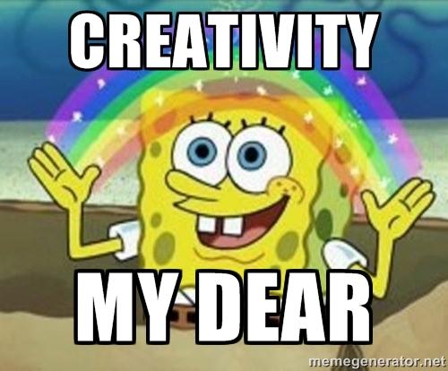 creativity-sponge-bob-meme