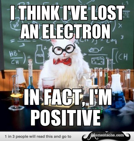 science-cat-electron-positive
