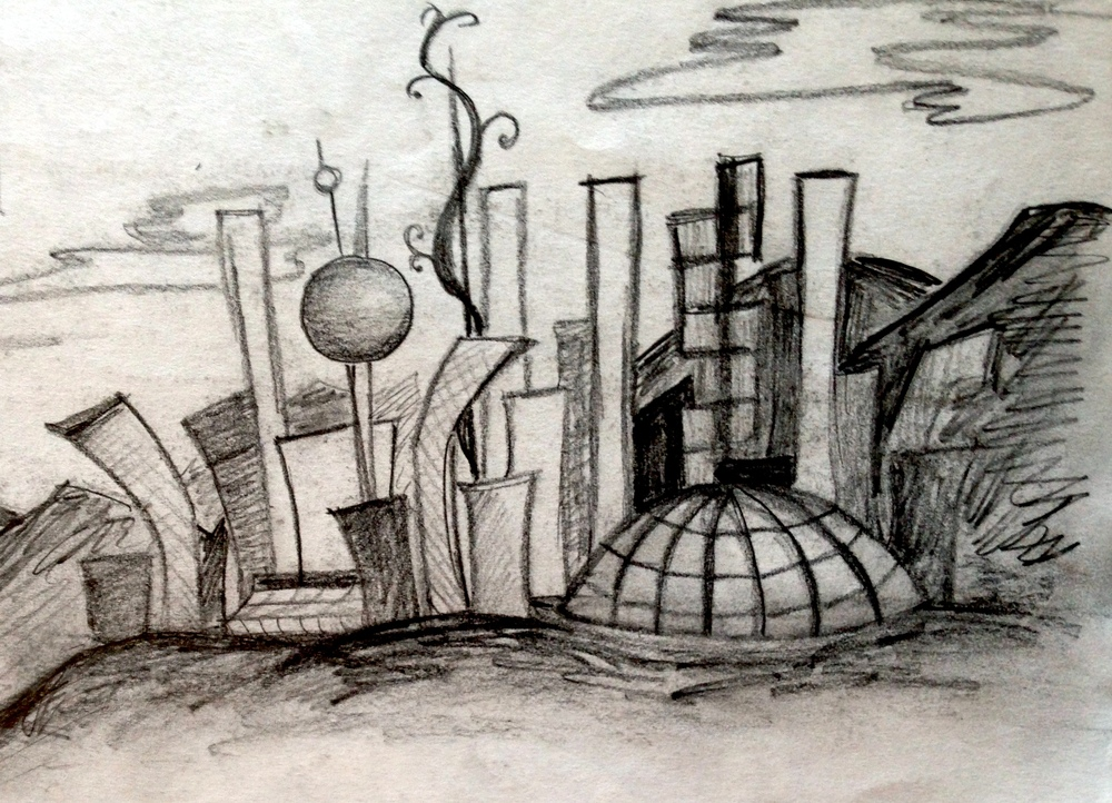 pomegranate-city-black-and-white