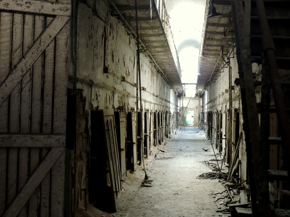 eastern-state-penitentiary-doors-unfinished-hallway