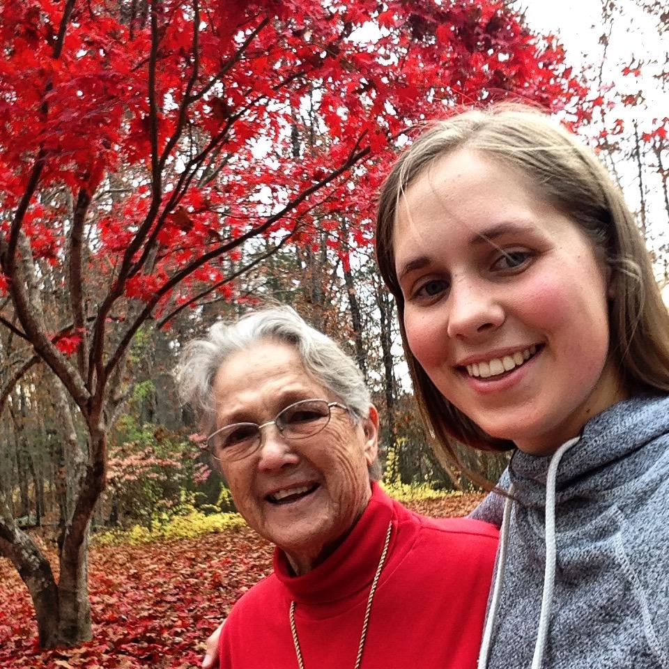 ariele+grandma