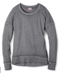 Mossimo sweater from Target: $15.00