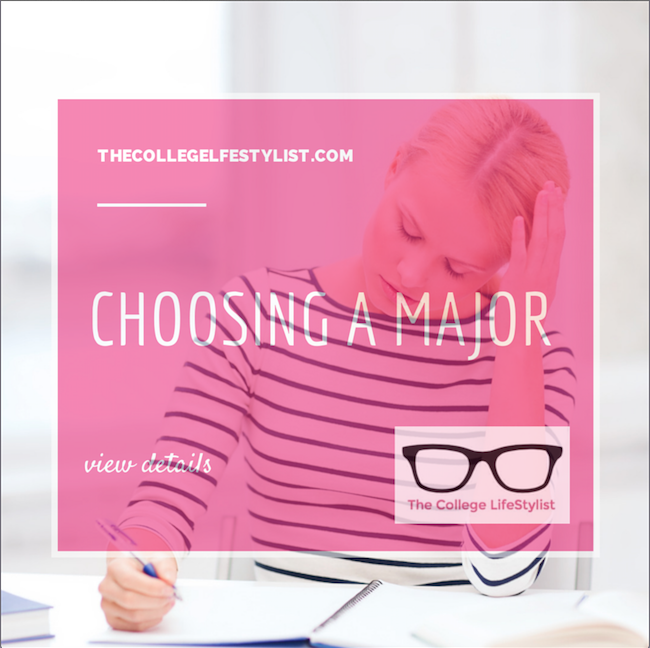 picking a college major for the money