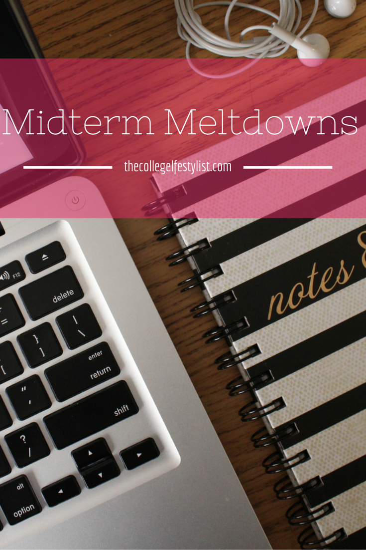 Surviving Midterm Meltdowns