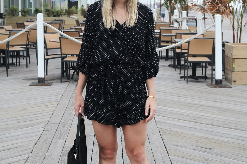 who what wear romper - shop here