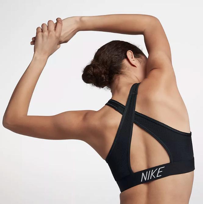 Nike - Cross Back Sports Bra
