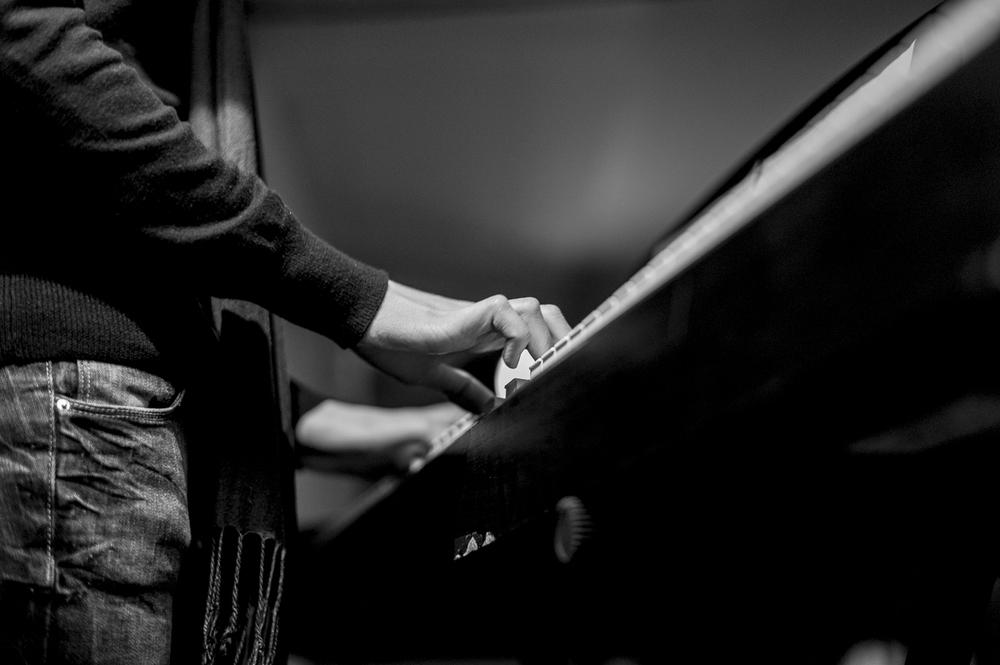 piano rocking