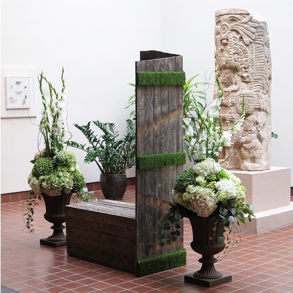 Special Events -Worcester Art Museum - Flora in Winter
