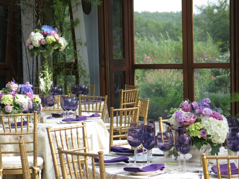 Weddings - Tower Hill Botanical Garden