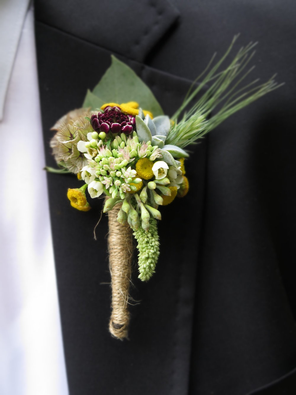 Weddings Boutonnieres