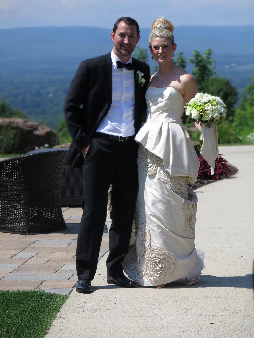 Brittany & Mike, Holyoke MA