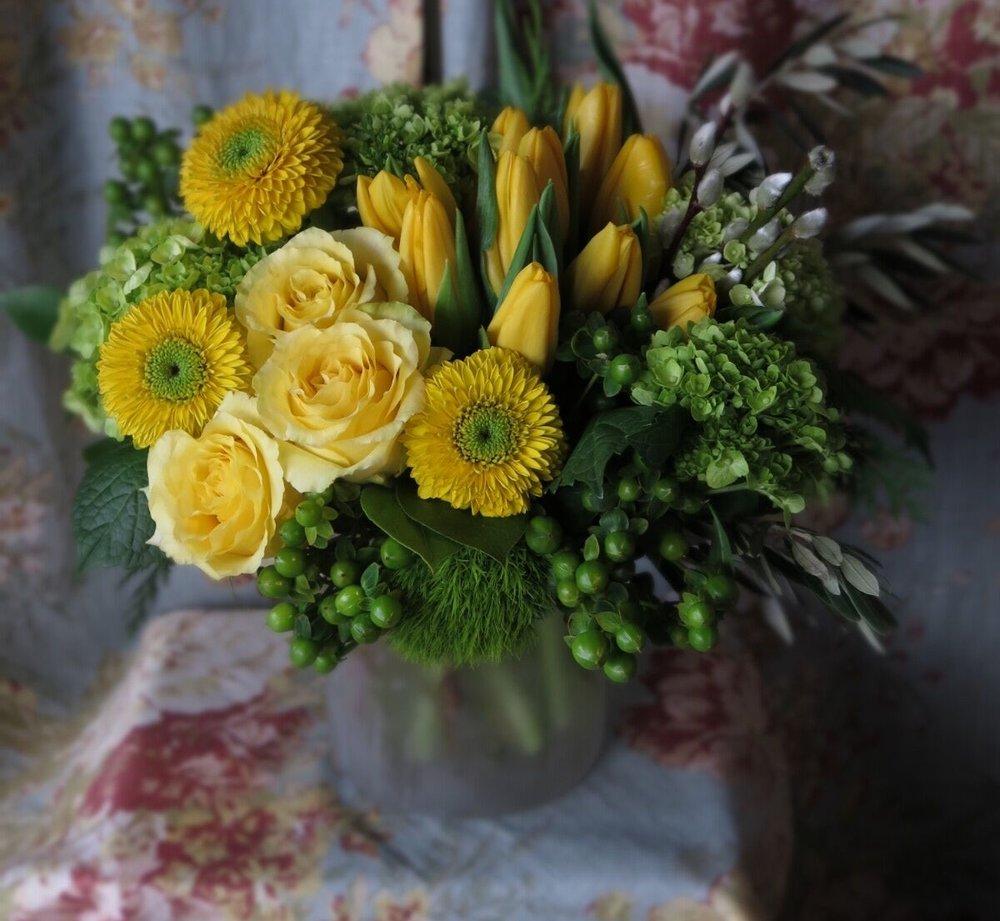 2. Sunshine Yellows