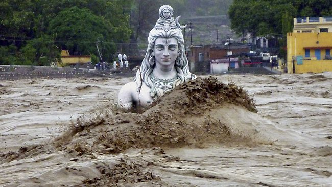 2013 Flooding in India