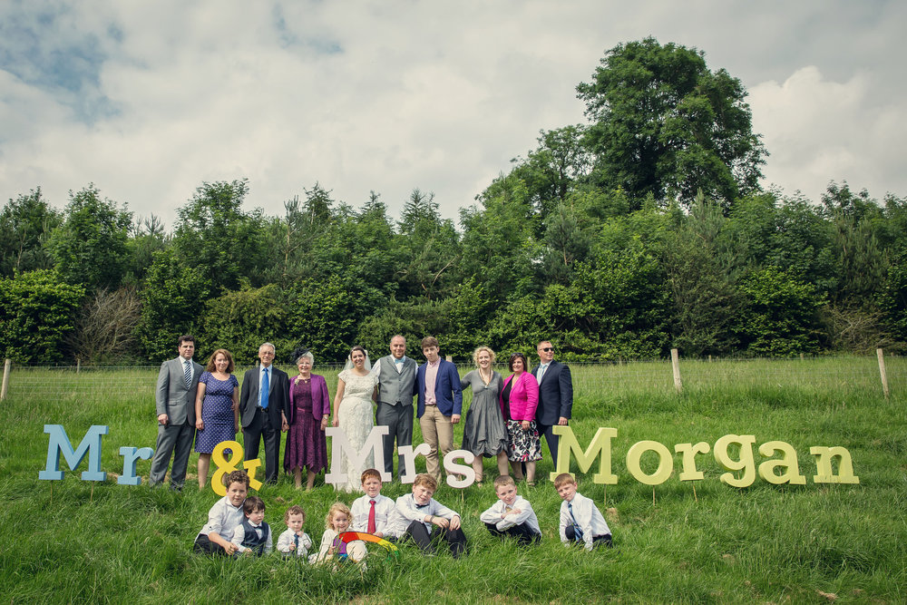 The Morgan's