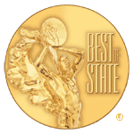 Pago named as one of the Best of State restaurants in Utah in 2010 and 2011 by Best of State - Utah.