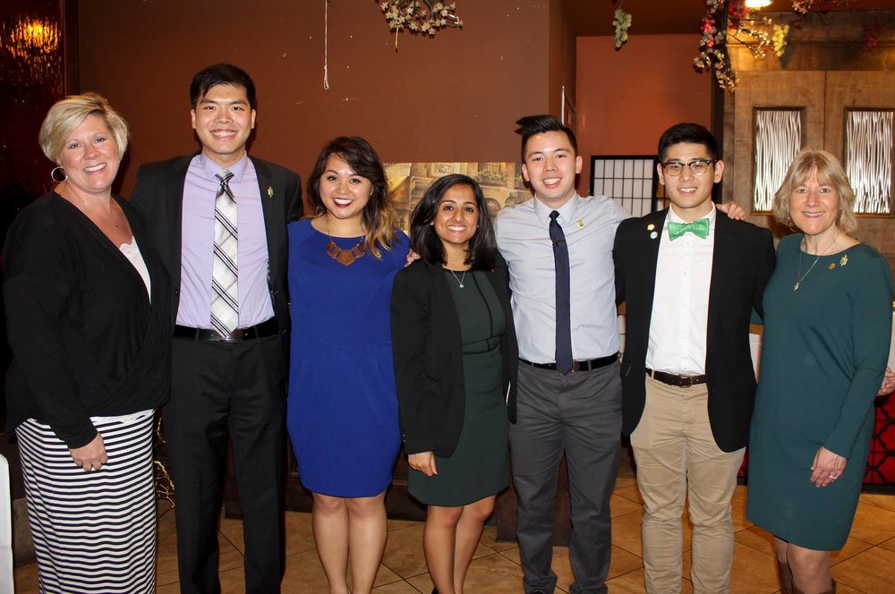 2015-2016 Officers and Advisors