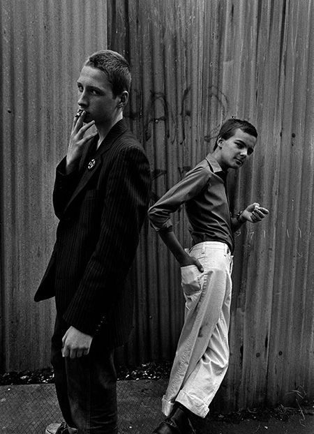 photograph by Syd Shelton