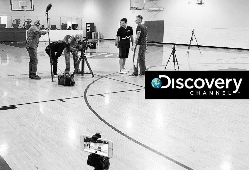 Tech Documentary - PEEQ was featured in a short documentary on Discovery Channel on December 2017.